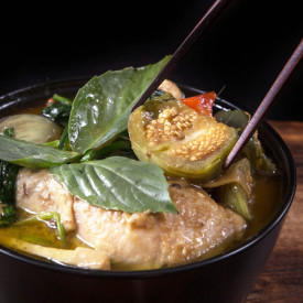Instant Pot Thai Green Curry Chicke