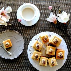 Sweet Chai Tea Cake