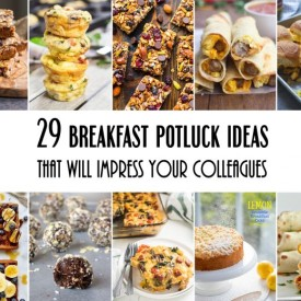 29 Breakfast Potluck Ideas For Work