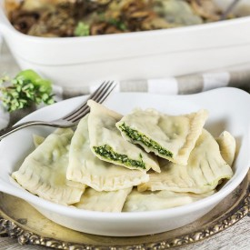 German Stuffed Pasta