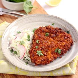 Chicken Saltimbocca Schnitzel
