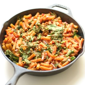 Sweet Tomato & Broccoli Rabe Penne