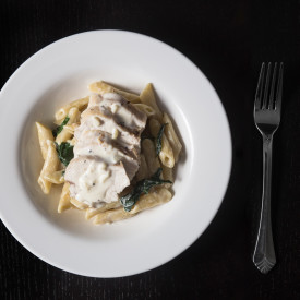 Instant Pot Chicken Alfredo Pasta