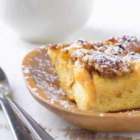 Butterscotch French Toast Bake