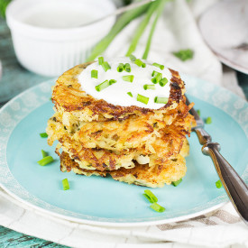 German Potato Pancakes