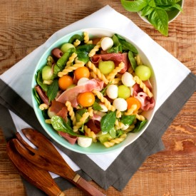 Melon and Prosciutto Pasta Salad