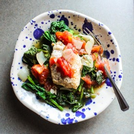 Poached Cod Stew