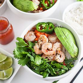 Spicy Vietnamese Salad
