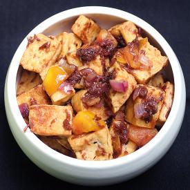 Tofu Binagoongan