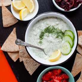 Ten Minute Tzatziki