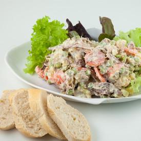 Limburger cold salad