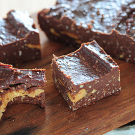 Peanut Butter Chocolate Fudge