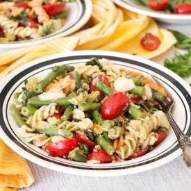 Tuna and Green Bean Pasta Salad