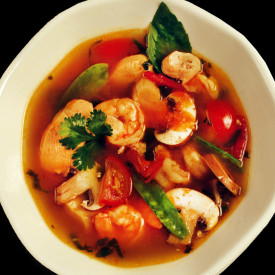 Asian Hot and Sour Soup
