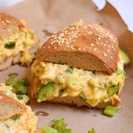 Chicken N Cheese Sandwich
