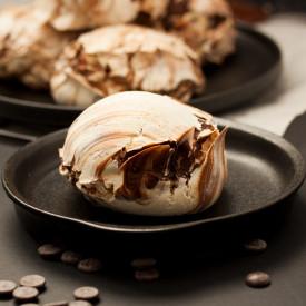 Massive Chocolate Swirl Meringues