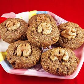 Gluten-Free Walnut Cookies