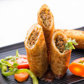 Minced Meat roll
