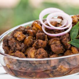 Kerala Style Pork Pepper Fry