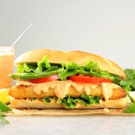 Baja Fish Sandwich