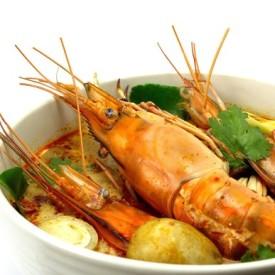 Tom Yum Goong Soup
