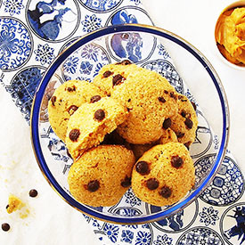 Chocolate Chip Dulce de Leche Cooki
