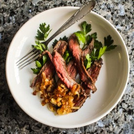 A Brand New Flank Steak Recipe