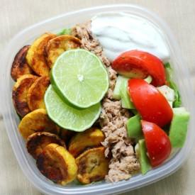 Cuban Tuna Meal Prep Bowls (GF/P)