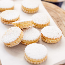 Homemade Custard Creams