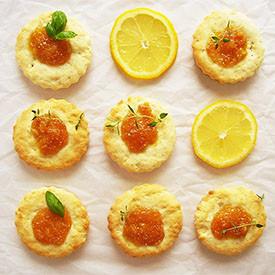 Rustic Mediterranean Fig Cookies