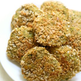 Gluten-Free/Vegan Chickpea Nuggets