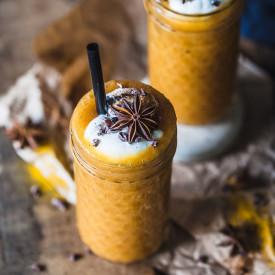 Turmeric Persimmon Smoothie